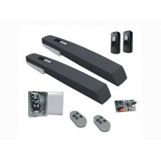 Комплект автоматики для распашных ворот на основе привода AXL20DGS